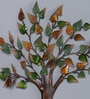 Multicolour Metal Small Tree by Malik Design