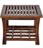 Cordoba Coffee Table in Provincial Teak Finish by Woodsworth