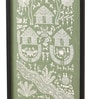 Canvas 12 x 2 x 24 Inch 3 Houses Framed Warli Painting by Manomay Kreations