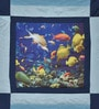 Mapa Home Care Multicolor Duppioni Solid 5-piece Quilt Set