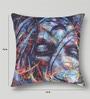 Mapa Home Care Multicolor Duppioni 16 x 16 Inch Cushion Cover