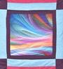Mapa Home Care Multicolor Duppioni 95 x 95 Inch 5-piece Quit Set