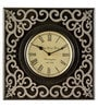 Multicolour MDF 12 x 2 x 12 Inch Square Shaped Wall Clock by Marwar Stores