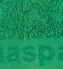 Maspar Green Cotton Embossed Hand Towel