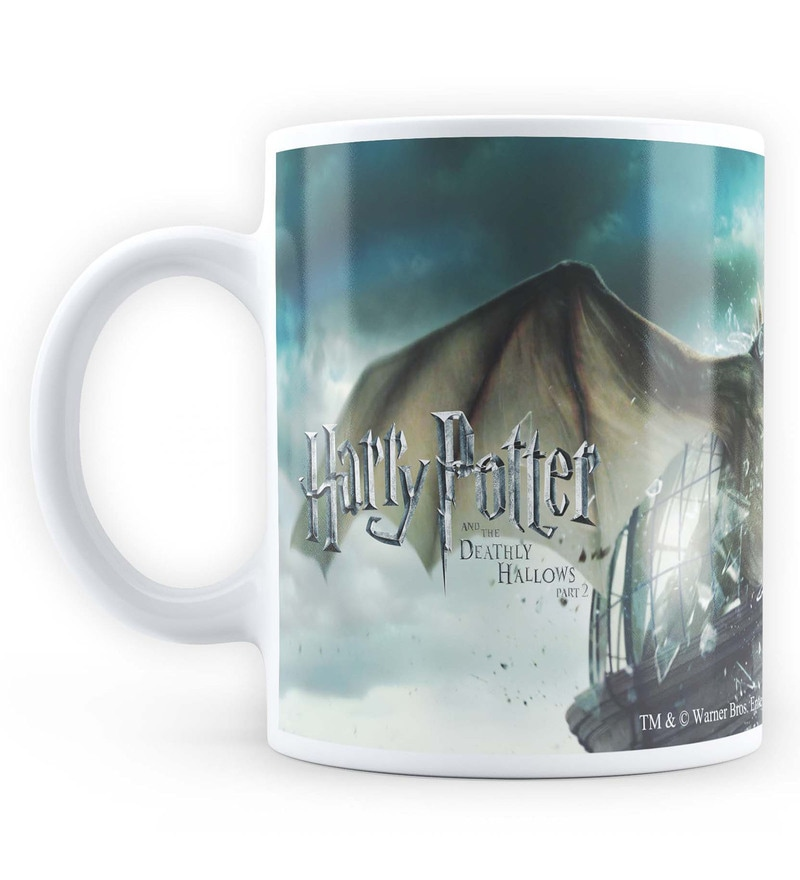 MC SID RAZZ Harry Potter Dragon Ceramic 230 ML Mug