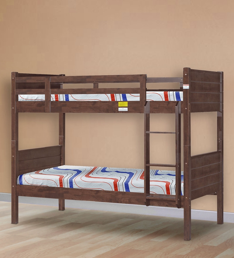 McBenn Bunk Bed in Cappuccino by Mollycoddle
