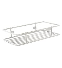 Meded Multipurpose Stainless Steel Single Wall Mounted Kitchen & Bathroom Rack