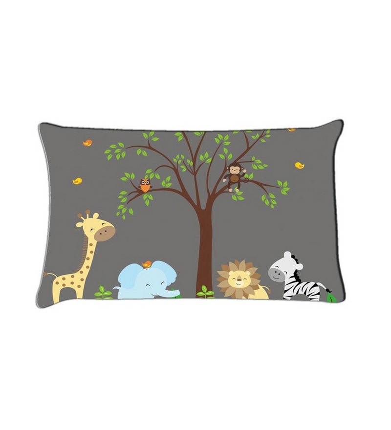Digitally Printed Pillow Cover by Me Sleep