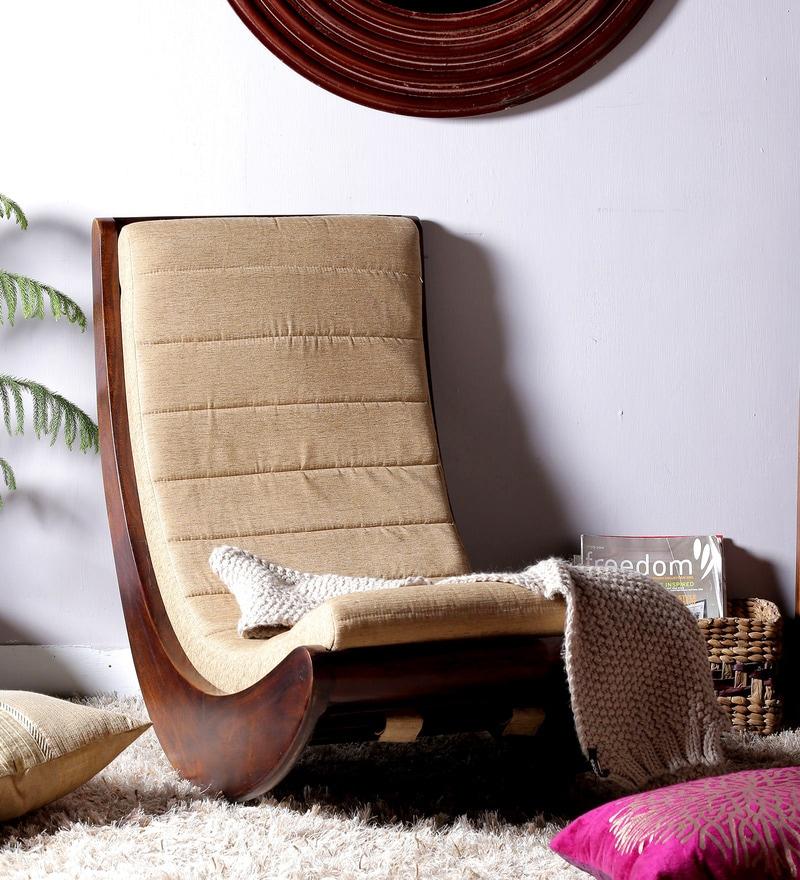 buy santa fe rocking chair in provincial teak finish by woodsworth