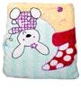 Mee Mee Comfy Baby Blanket in Green