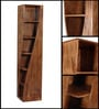 Trego Book Shelf in Provincial Teak Finish by Woodsworth