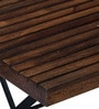 Mexico Folding Garden Set in Provincial Teak Finish by Woodsworth