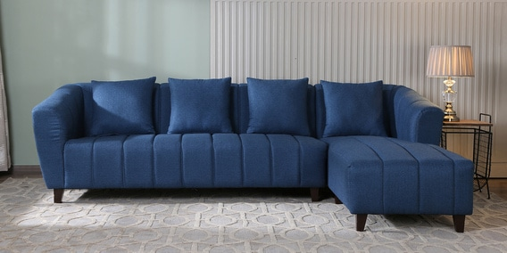 L Shaped Sofa: Buy L Shaped Corner Sofa Sets Online at Best Prices ...
