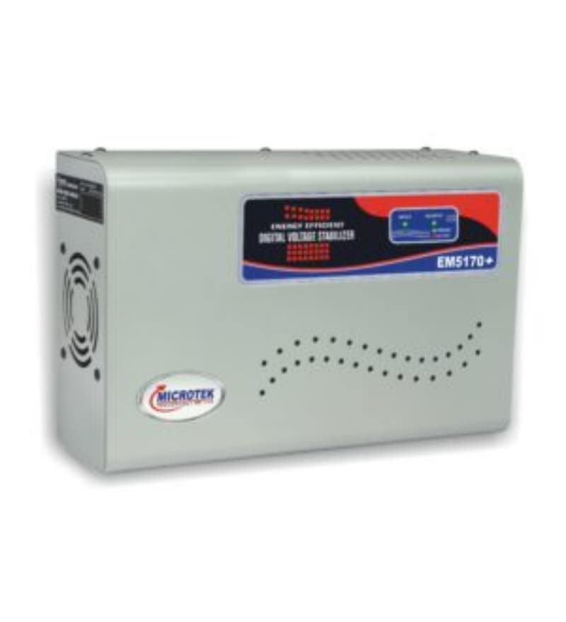 Microtek EM 5170+ 5KW Voltage Stabilizer For AC
