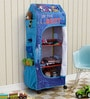 Mickey's Best Kids Portable Wardrobe in Blue Colour by Disney