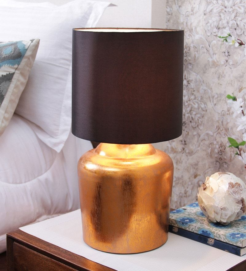 Buy scafati table lamp in black by casacraft online contemporary black poly silk table lamp by courtyard aloadofball Choice Image