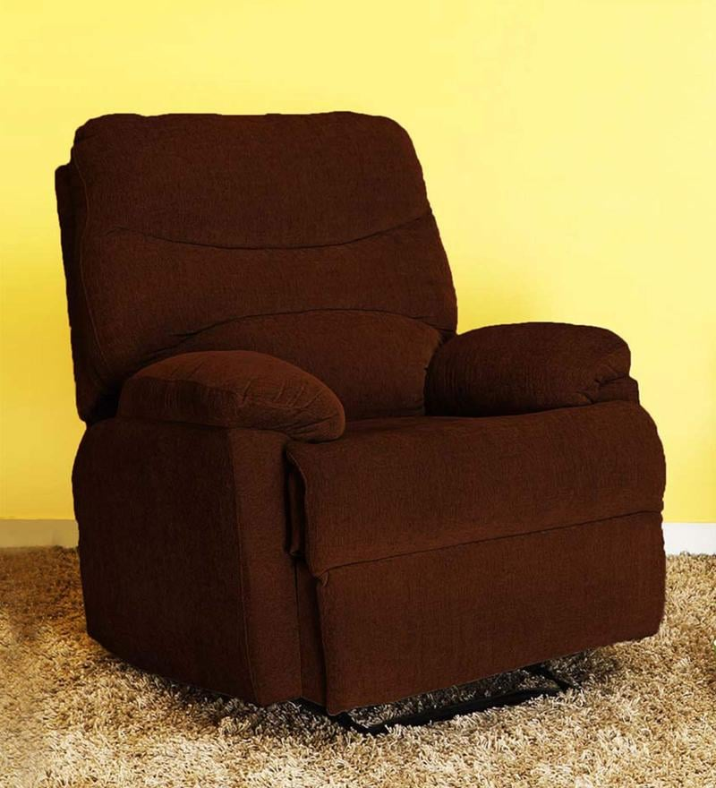 Harbor Town Recliner With Ivory Fabric Cover By La Z Boy