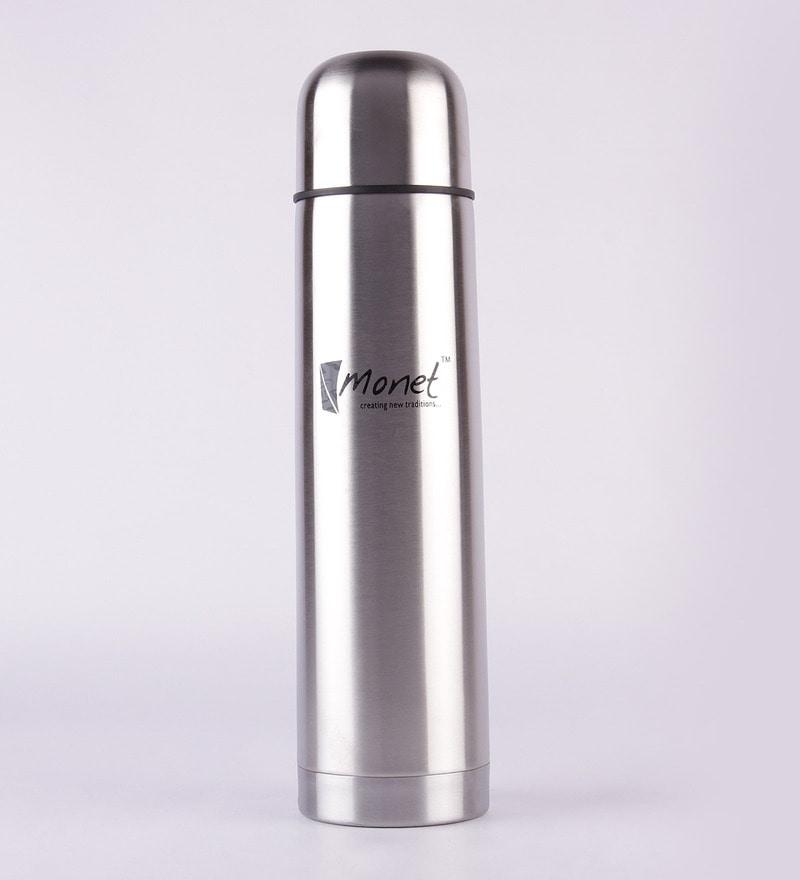 Monet Stainless Steel 1000 ML Travel Bottle