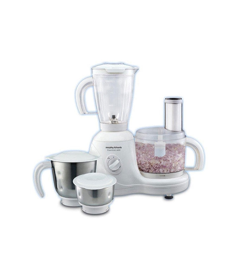 Morphy Richards Essentials Food Processor - 1.5 liters