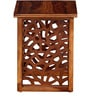 Verona End table in Provincial Teak Finish by Woodsworth