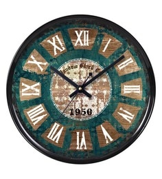 Wall Clock Buy Wall Watches At Best Price In India Pepperfry
