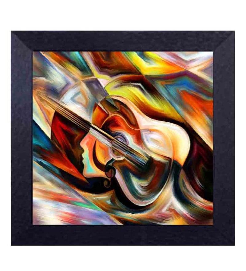 Buy 64arts canvas 16 x 24 inch shakuntala pathralekhan by for Buy digital art online