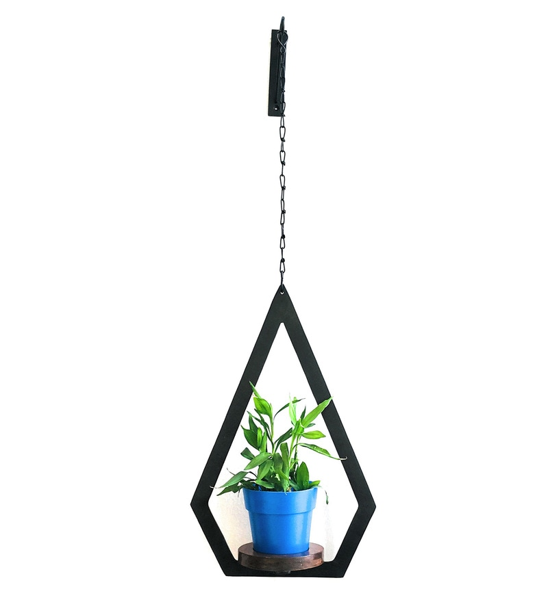 Multicolour Hanging Pot by Pipe Piper