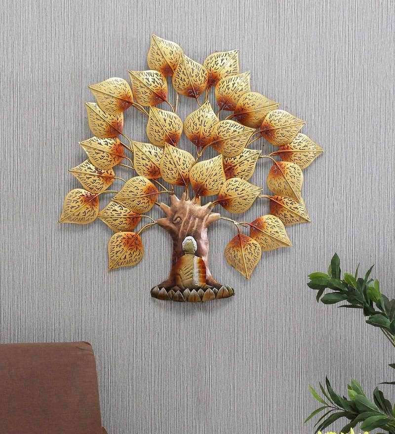 51f217809a Buy Importwala Multicolour Metal Tree Wall Decor Online - Wall ...