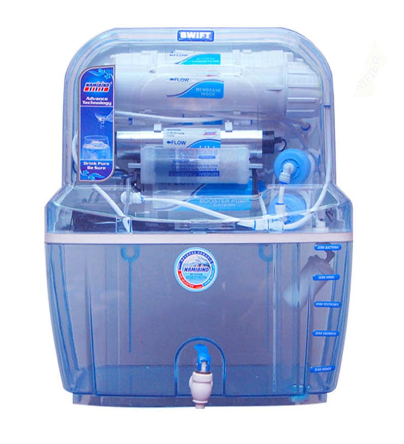 Namibind Swift and Smart RO Water Purifier