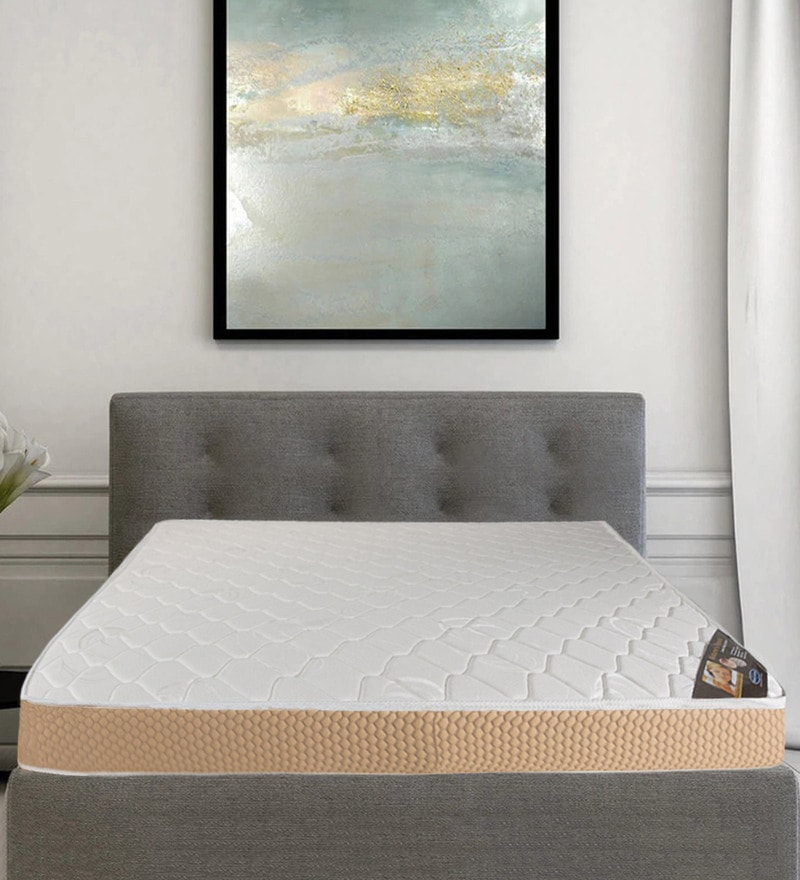6cdf7b950a1 Nature s Finest Deluxe King Bed 78x72x8 Inch Pocketed Spring Mattress By  Englander