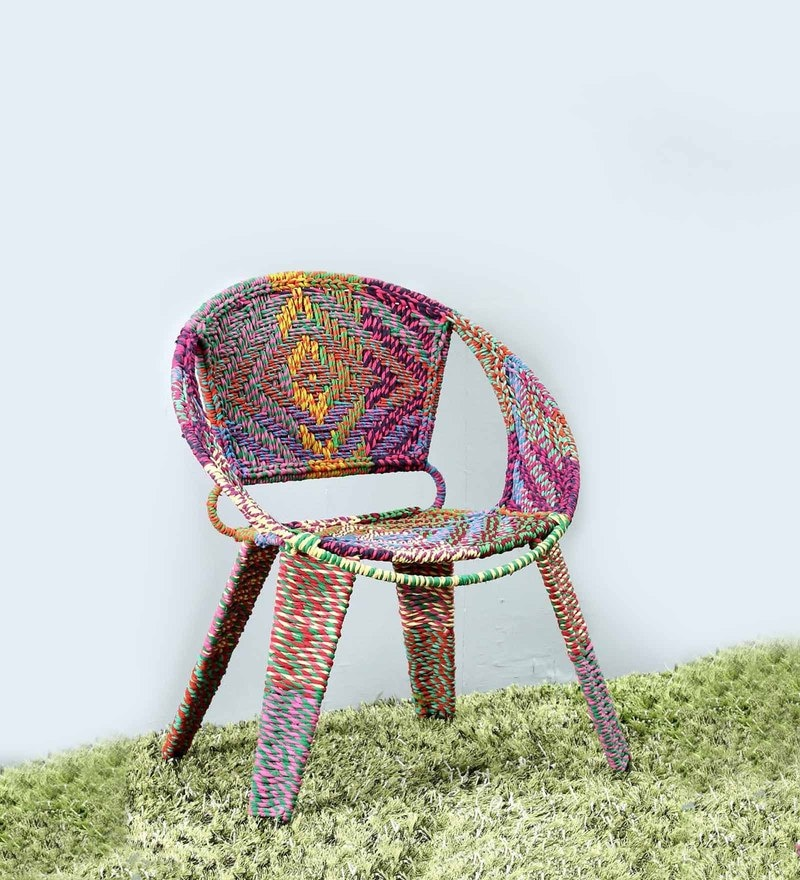 Navajo Accent Chair by Bohemiana