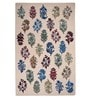 Beige Wool 91 x 63 Inch Area Rug by The Rug Republic