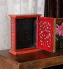 Multicolour Mango Wood Key Stand by NB Home Interior Industry