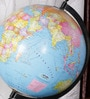 NB Home Interior Industry Multicolour MDF Globe