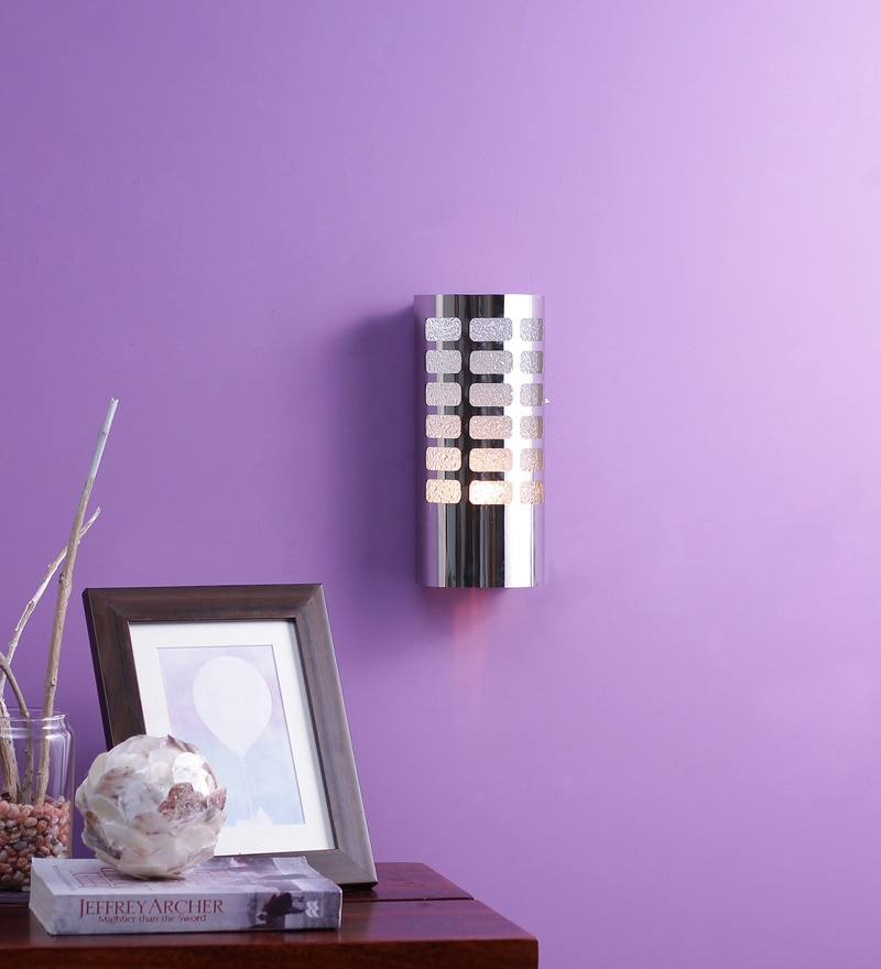 Cylindrical Shaped Upward Wall Mounted Light by New Era