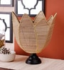 New Era Lotus Bamboo Table Lamp