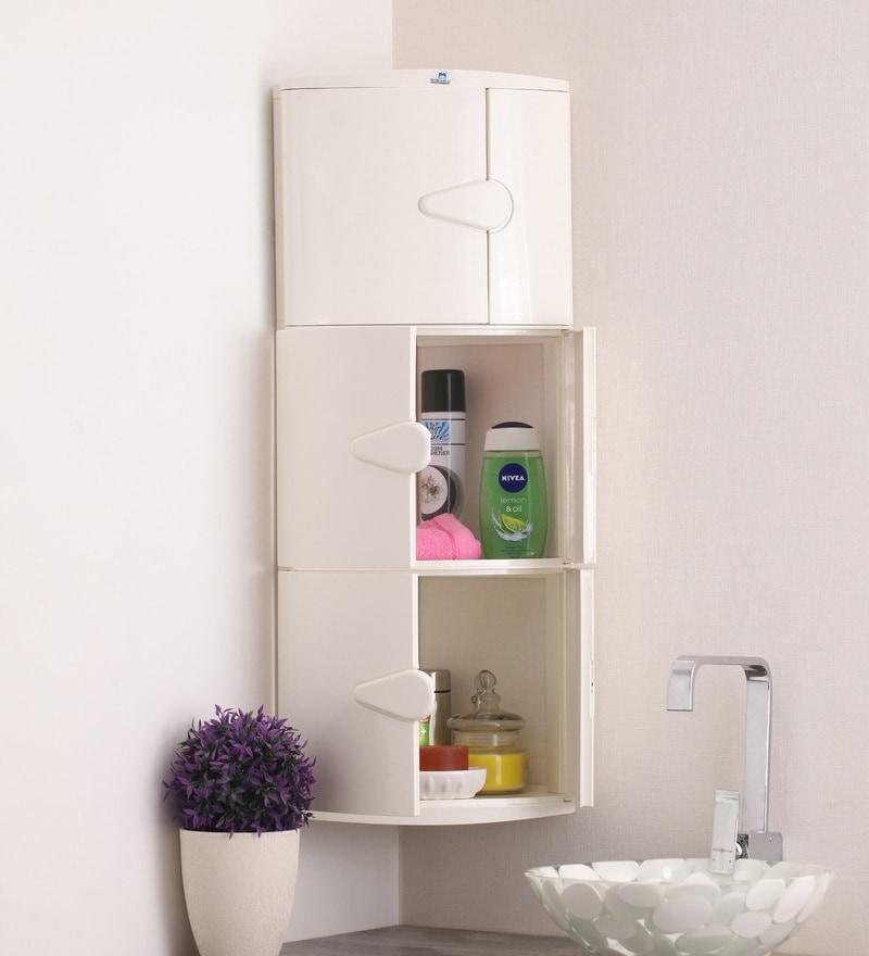 Buy Cipla Plast Double Door Stainless Steel Bathroom Cabinet Online Bathroom Cabinets Bed
