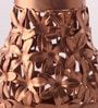 Ni Decor Brown Metal Decorative Lantern Candle Holder