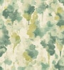 Green & Off White Textured Non-Woven Heavyweight Paper Candice Olson Mirage Wallpaper by Nilaya by Asian Paints