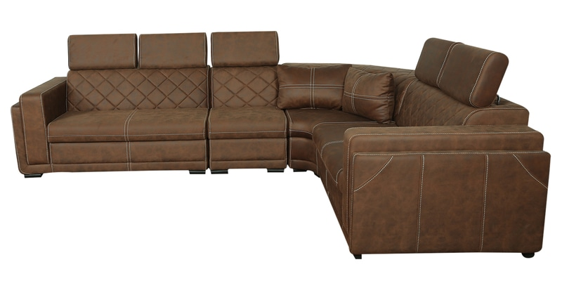 Buy Nova Corner Sectional Sofa With Lounger With