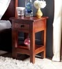Norfolk End Table in Honey Oak Finish by Woodsworth