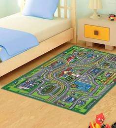 Nylon 36 X 60 Inch Anti Skid Kids Floor Mat