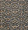 Blue & Ivory Wool 96 x 60 Inch Moorish Dhurrie by Obeetee