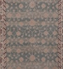 Green Wool 96 x 60 Inch Harrison Carpet by Obeetee