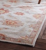 Multicolour Wool 96 x 60 Inch Sadie Persian Carpet by Obeetee