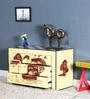 Ozzy Chest of Drawers in Multi-Color Finish by Bohemiana