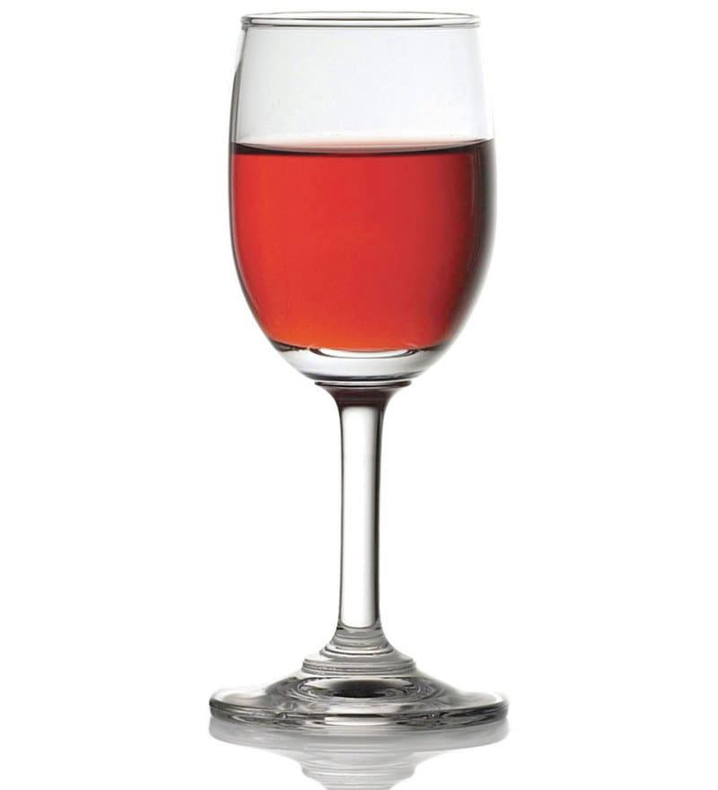 Ocean Classic Sherry 130 ML Wine Glasses - Set of 6