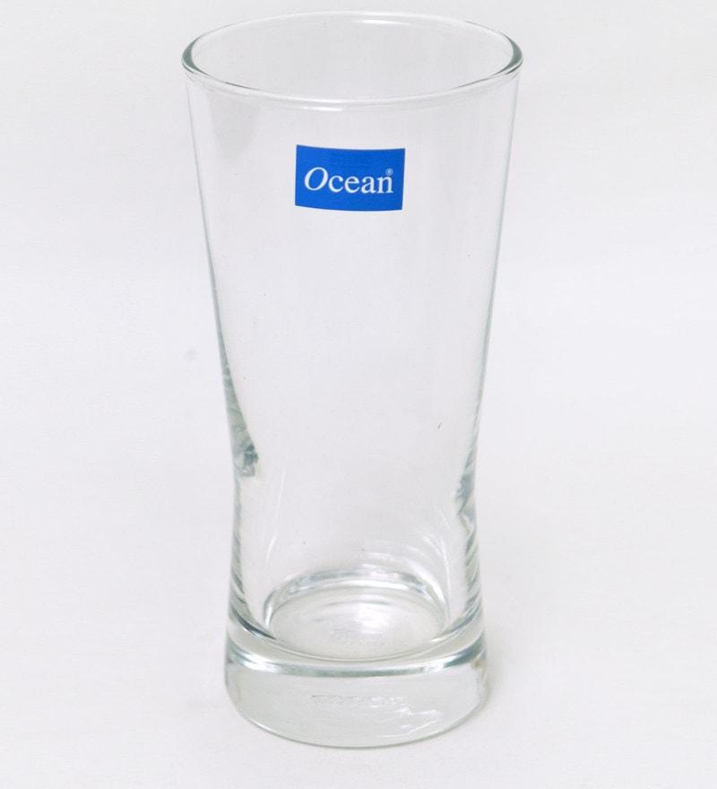 Ocean Metropolitan 210 ML Pilsner Glasses - Set of 6