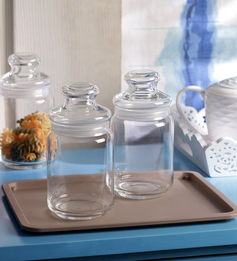Ocean Pop Storage Jar Small 650 ML - Set of 6