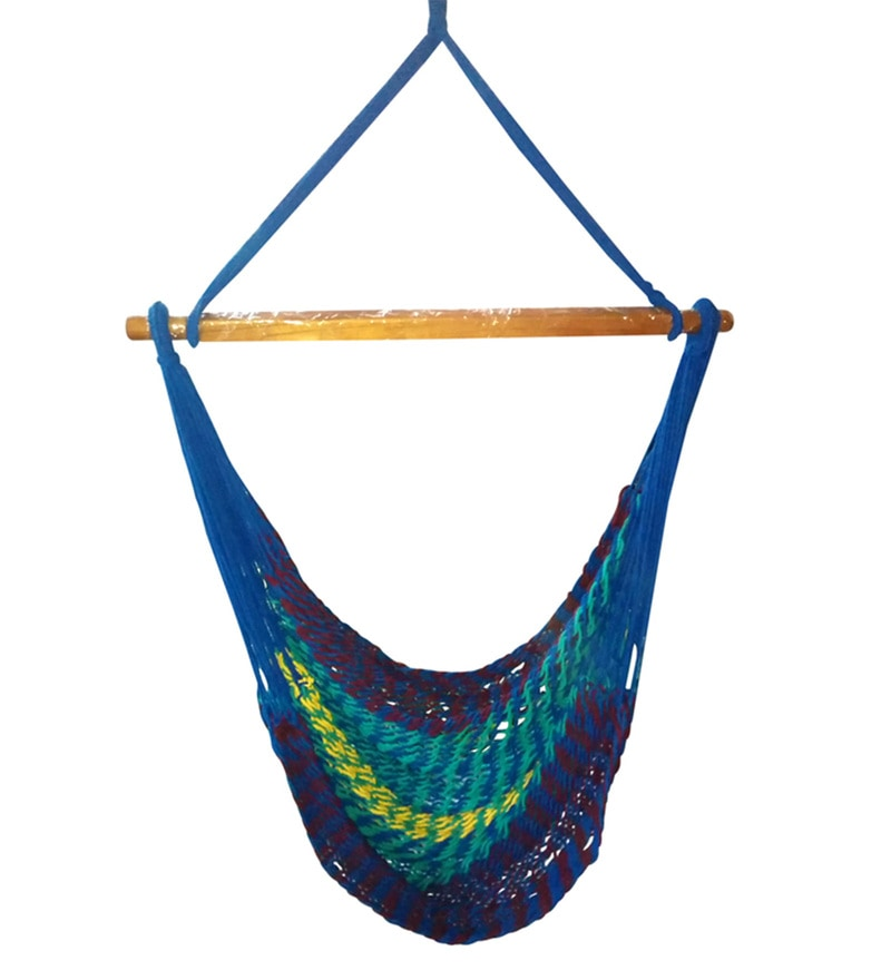 Oceanic XL Size Rope Swing Hammock Chair by Hang It